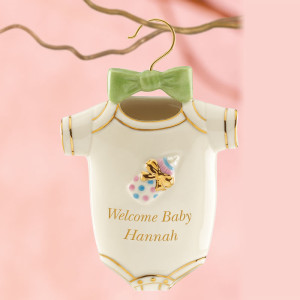 Lenox Personalized Ornament
